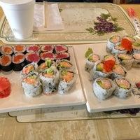 Photo taken at Yoyogi Sushi by Jason L. on 5/27/2013