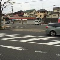 Photo taken at サークルK 本町田南店 by Mitsunobu A. on 4/20/2014