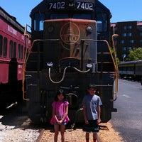 Photo taken at B & O Railroad Museum by Steve R. on 5/26/2013