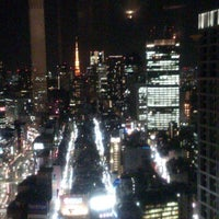 Photo taken at The Bar Hotel NewOhtani by ちーちゃん on 4/11/2014