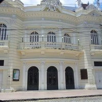 Photo taken at Teatro Carlos Gomes by Papaulo 1. on 12/29/2012