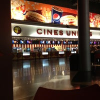 Photo taken at Cines Unidos by Gabriela H. on 2/28/2013