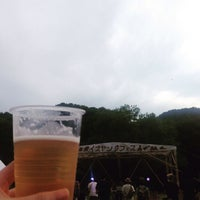 Photo taken at 狩野川さくら公園 by いち こ. on 5/23/2015
