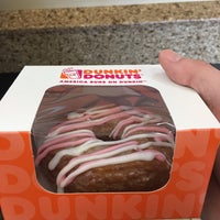 Photo taken at Dunkin' Donuts by David D. on 3/27/2016