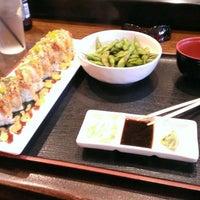 Photo taken at Octopus Japanese Restaurant Sushi by Zedrik S. on 4/8/2014