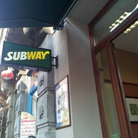 Photo taken at Subway by Ruben D. on 7/17/2013
