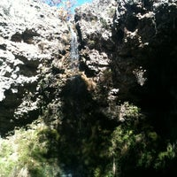 Photo taken at Natural Falls State Park by Ralph P. on 11/1/2012