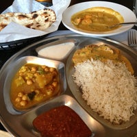Photo taken at Nepal Restaurant Nepali & Indian Cuisine by Jon R. on 7/9/2013