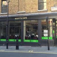 Photo taken at Scott's Cafe by Scott F. on 8/29/2016