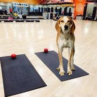 Photo taken at LA Fitness by Helen D. on 8/13/2014