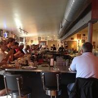 Photo taken at Fred's Breakfast by Helen D. on 9/28/2012