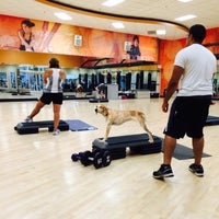 Photo taken at LA Fitness by Helen D. on 7/23/2014