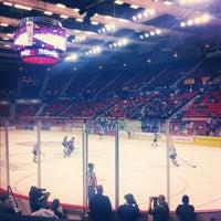 Photo taken at Oklahoma City Barons Hockey by Nick S. on 11/3/2012