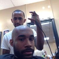 Photo taken at Kool Kuts Barbershop by Marcus T. on 9/11/2014