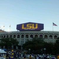 Photo taken at Tiger Stadium by John E. on 11/3/2012
