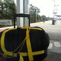 how to get to cranbourne by train