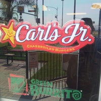 Photo taken at Carl's Jr. by Eric M. on 9/11/2013