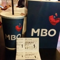 Photo taken at MBO Cineplex by Michelle L. on 3/3/2015