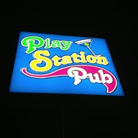 Photo taken at Play Station Pub by Jason L. on 1/13/2013