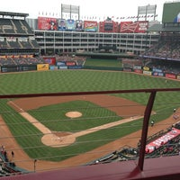 Photo taken at Globe Life Park in Arlington by Keeli G. on 6/15/2013