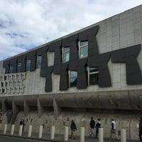 Photo taken at Scottish Parliament by Domo N. on 7/11/2016