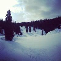 Photo taken at Elk Camp by Doctor K. on 1/24/2013
