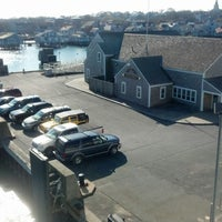 Photo taken at Steamship Authority - Nantucket Terminal by Josh H. on 11/10/2012