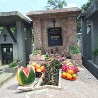 Photo taken at Makam Kembang Kuning by Marshall G. on 8/2/2016