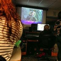 Photo taken at Media Center by Jordan B. on 3/12/2013