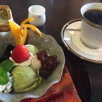 Photo taken at Cafe Museum by A Dme on 1/17/2015
