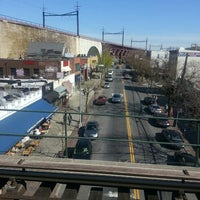 Photo taken at MTA Subway - Astoria/Ditmars Blvd (N/W) by Michael G. on 4/25/2013