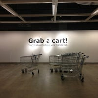 Photo taken at IKEA Paramus by Phyl B. on 12/1/2012