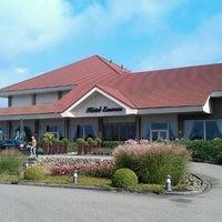 Photo taken at Van der Valk Hotel Emmen by Freddy v. on 8/17/2013