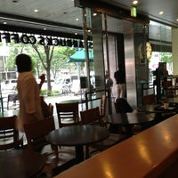 Photo taken at Starbucks Coffee 名古屋伏見ATビル店 by Bob D. on 6/11/2013