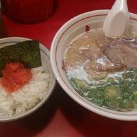 Photo taken at 博多長浜屋台 やまちゃん 銀座店 by Yukihiro I. on 3/19/2013