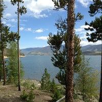 Photo taken at Dillon Reservoir by Edwin K. on 8/24/2013