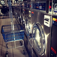 Photo taken at The Loop Laundry by Christopher on 12/23/2012