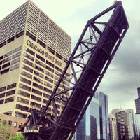 Photo taken at Chicago Architecture Foundation River Cruise by Jess on 6/10/2013
