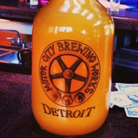 Photo taken at Motor City Brewing Works Inc by J_Stoz on 8/17/2013