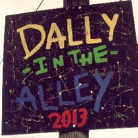 Photo taken at Dally in the Alley by J_Stoz on 9/8/2013