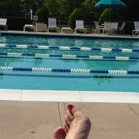 Photo taken at Sea Colony Aquatic Center by Denise i. on 5/31/2013