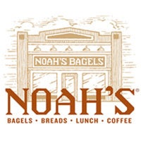 Photo taken at Noah's Bagels by Suzanne C. on 1/31/2016