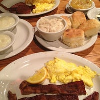 Photo taken at Cracker Barrel Old Country Store by Stephanie E. on 1/17/2013