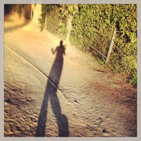 Photo taken at Brentwood Country Club Running Path by Graceface on 8/21/2013