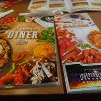 Photo taken at Denny's by Melissa H. on 4/10/2016