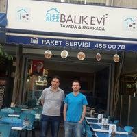Photo taken at Cızz Bızz Balık Evi by Ahmet Y. on 4/30/2015