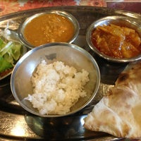 Photo taken at GANESHA Restaurant by Zac A. on 5/9/2013