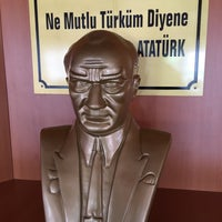 Photo taken at Konya İMKB G.M.K. Otelcilik Turizm Meslek Lisesi Uygulama Oteli by Recep G. on 6/3/2016