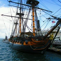 Photo taken at HMS Surprise by Ross on 4/8/2013