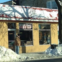 Photo taken at Church Street Barber Shop by Calvin H. on 2/6/2014